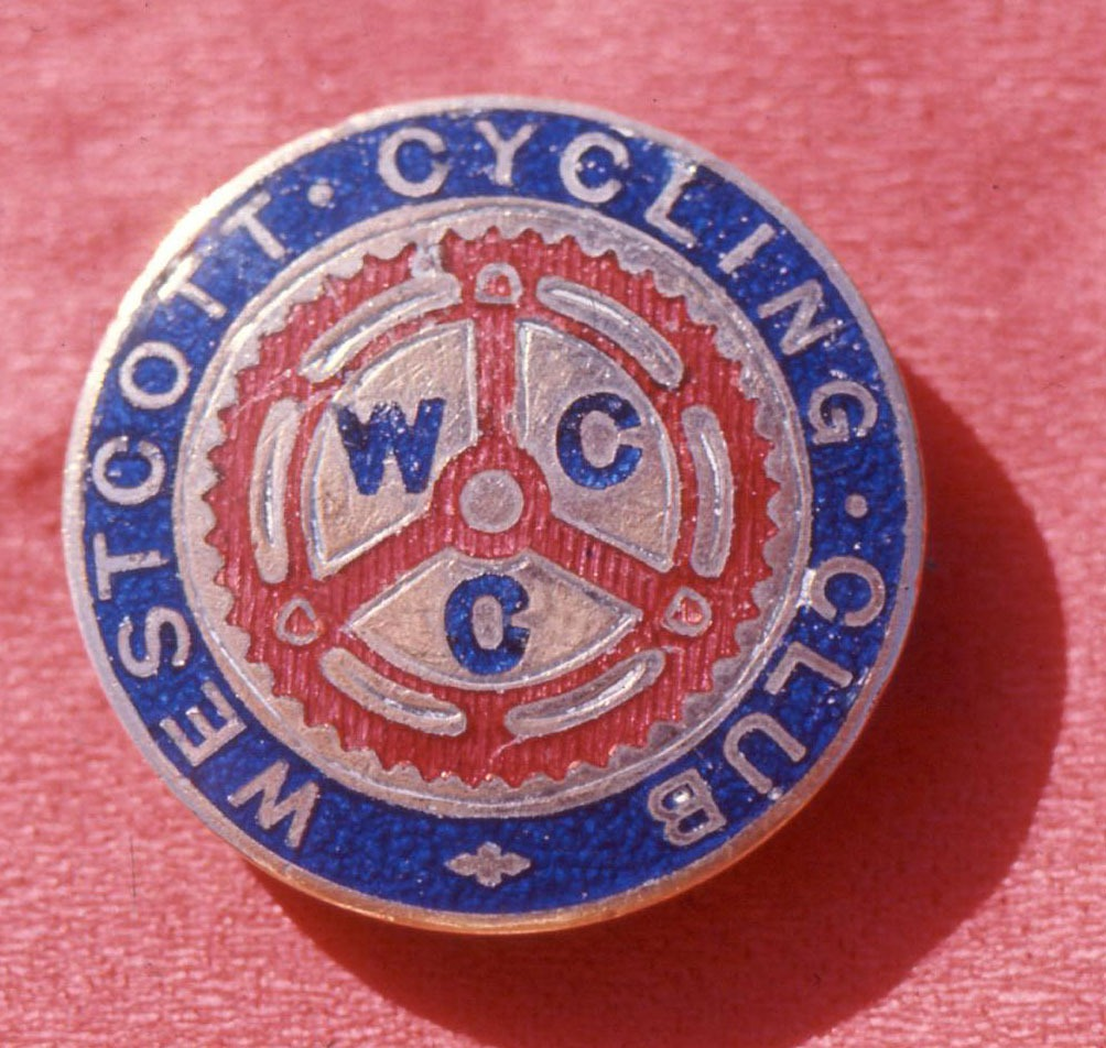 Westcott Cycling Club Badge