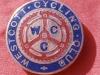 Westcott Cycling Club Badge