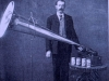 Gentleman with Phonograph