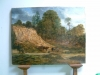 Sandrock Painting with Easel (Image 1)